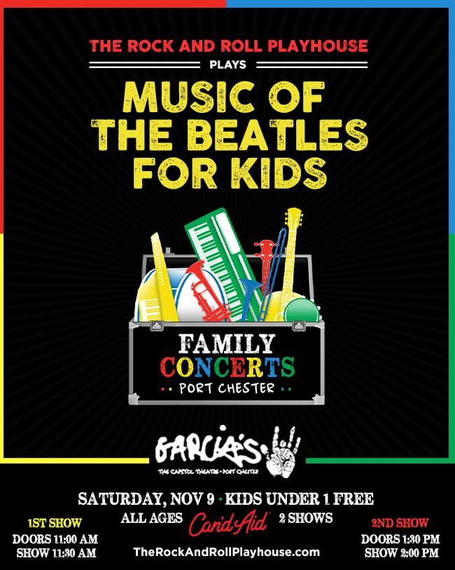 The Rock and Roll Playhouse Presents The Music of The Beatles For Kids (PM show)