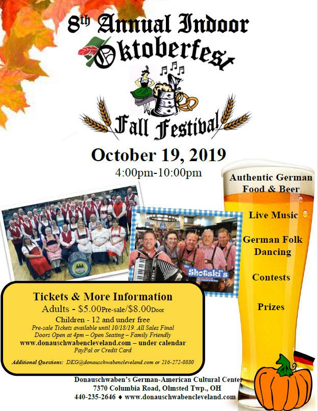 8th Annual Oktoberfest Fall Festival