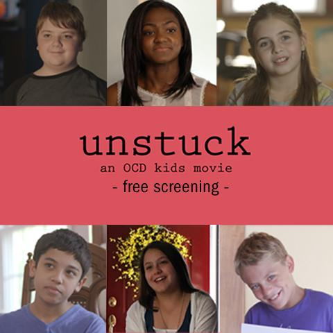 Unstuck: An OCD Kids Movie and Ask the Experts Panel Discussion