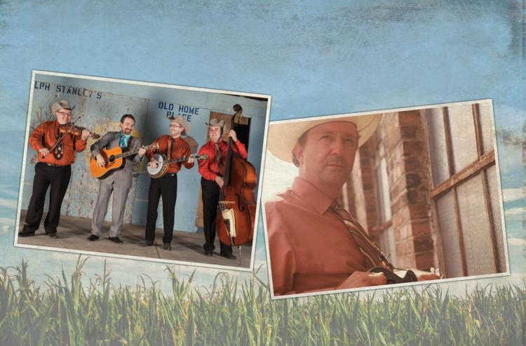 FARM & FUN TIME FT. RALPH STANLEY II & THE CLINCH MOUNTAIN BOYS, DAVID DAVIS & T