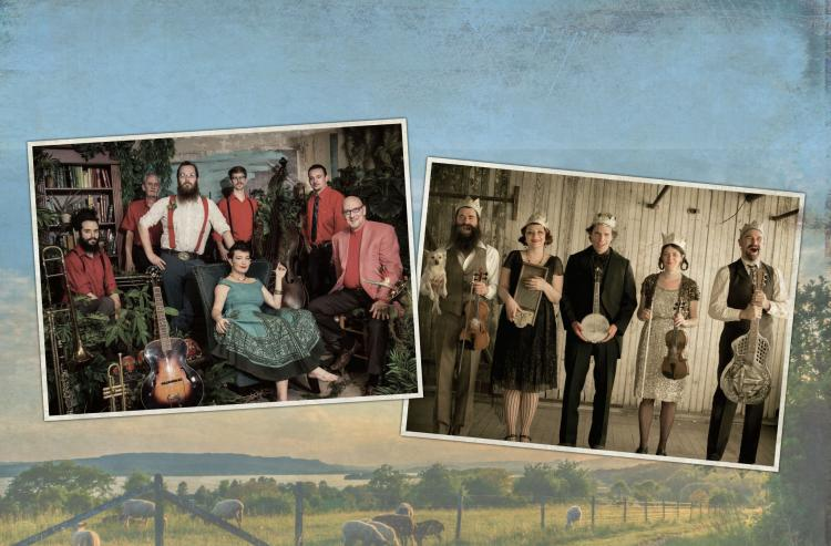 FARM & FUN TIME FT. BUMPER JACKSONS, ROOCHIE TOOCHIE & THE RAGTIME SHEPHERD KING