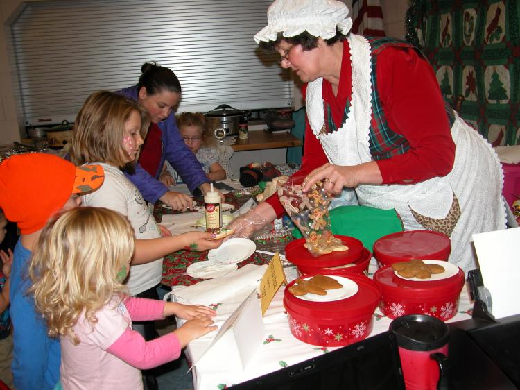 Lunenburg Gingerbread Bazaar