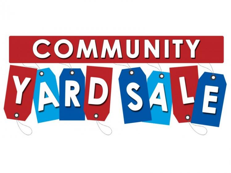 The Woodlands Community Yard Sale