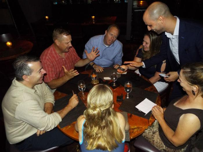 Mentalist Inside Your Mind at Applebee's Lansdale