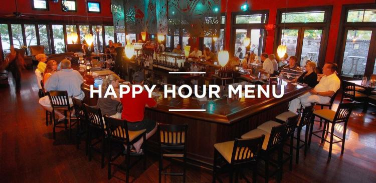 Greg Norman's Daily Happy Hour 4-6 Food Specials 4-7 Drink Specials in Shark Pub