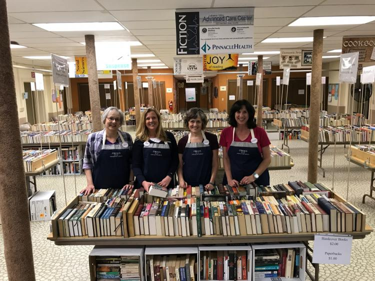 Friends of Annville Free Library BIG Book Sale
