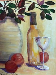 BCA: Impressionistic Acrylic Painting