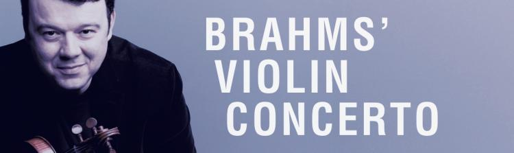 Mobile Symphony presents Brahms' Violin Concerto