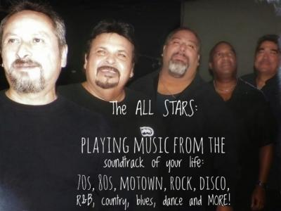 The All Stars LIVE with Boyer's Artisan Meatballs Food Truck at Somerset Ridge