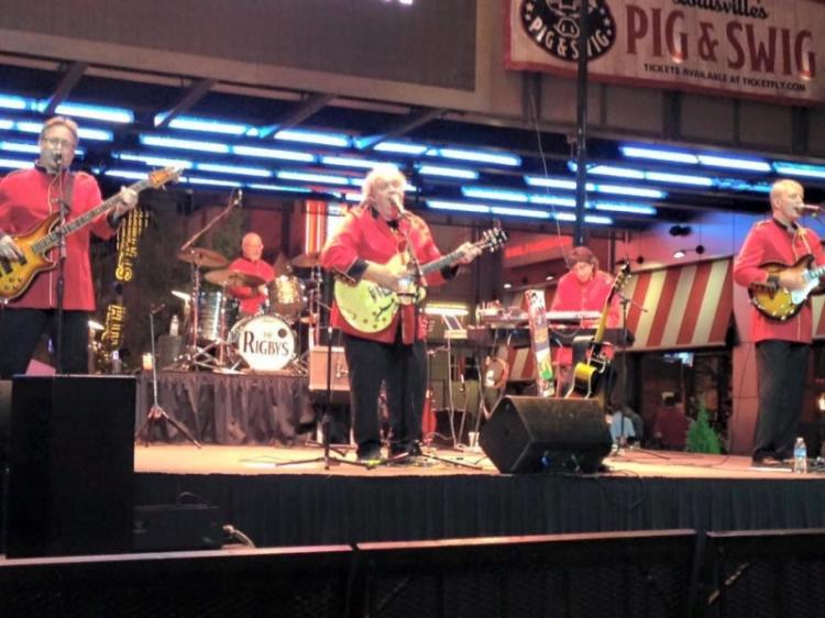 Sunday Concert Series: The Rigby's