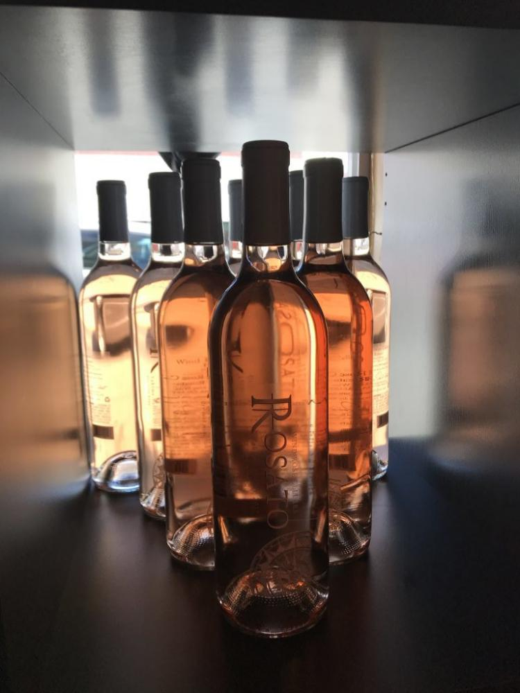 NEW RELEASE ROSE WINE
