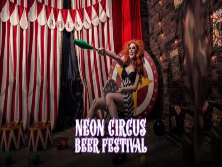 Neon Circus Beer Festival