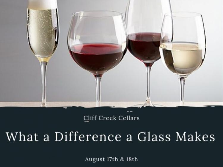 What a Difference a Glass Makes