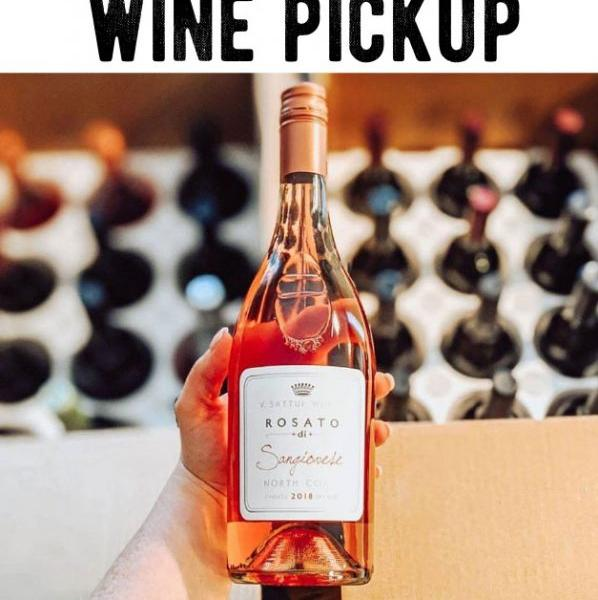 Wine PICKUP Available