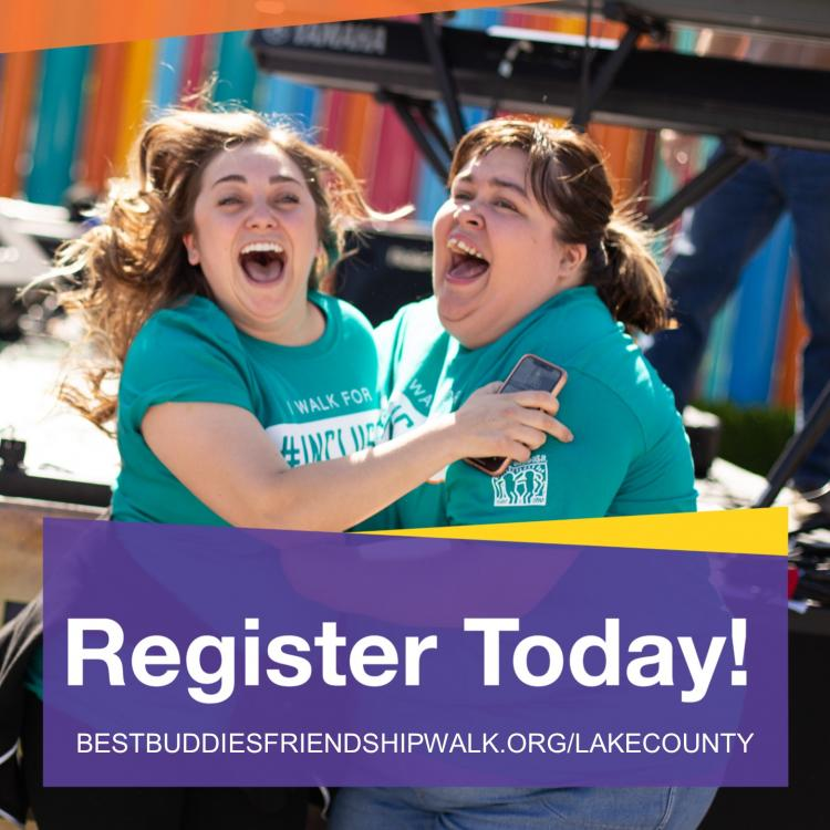 Best Buddies Friendship Walk Lake County
