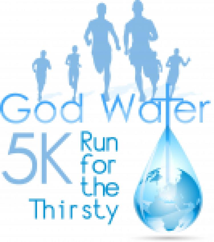 The God Water Run for the Thirsty 5k