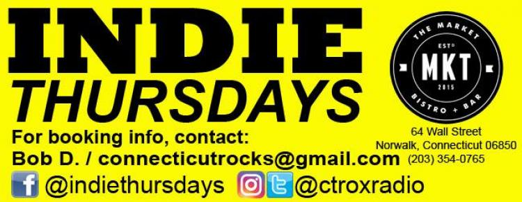 INDIE Thursdays - Parkway South, Bud Collins Trio, The Adults