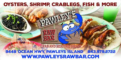 Join Us For Live Music Every Fri.&Sat.Night at Pawleys Raw Bar