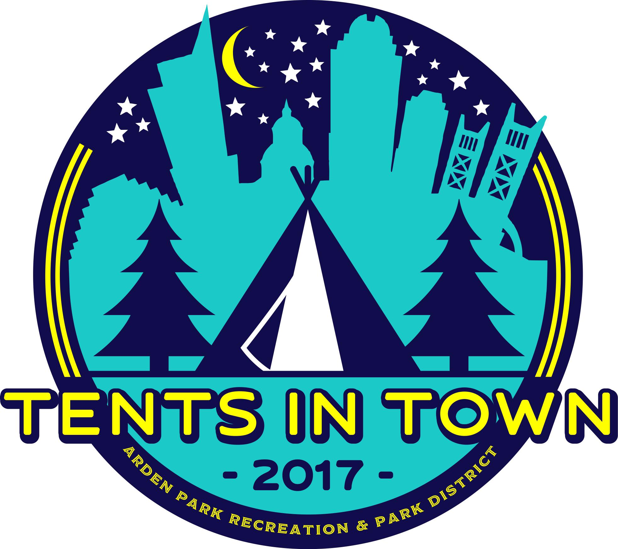 Arden Park Tents in Town
