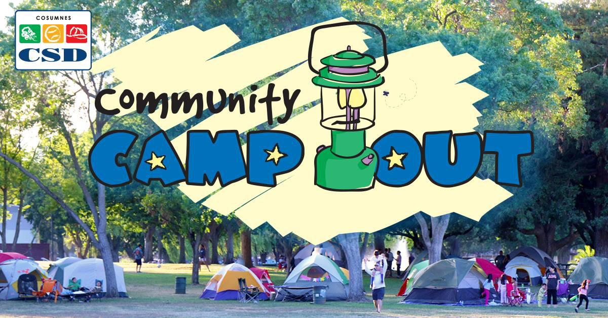 CSD-Community Camp Out