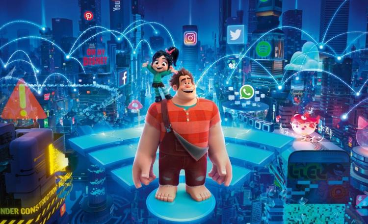 Movie in the Park- Ralph Breaks the Internet