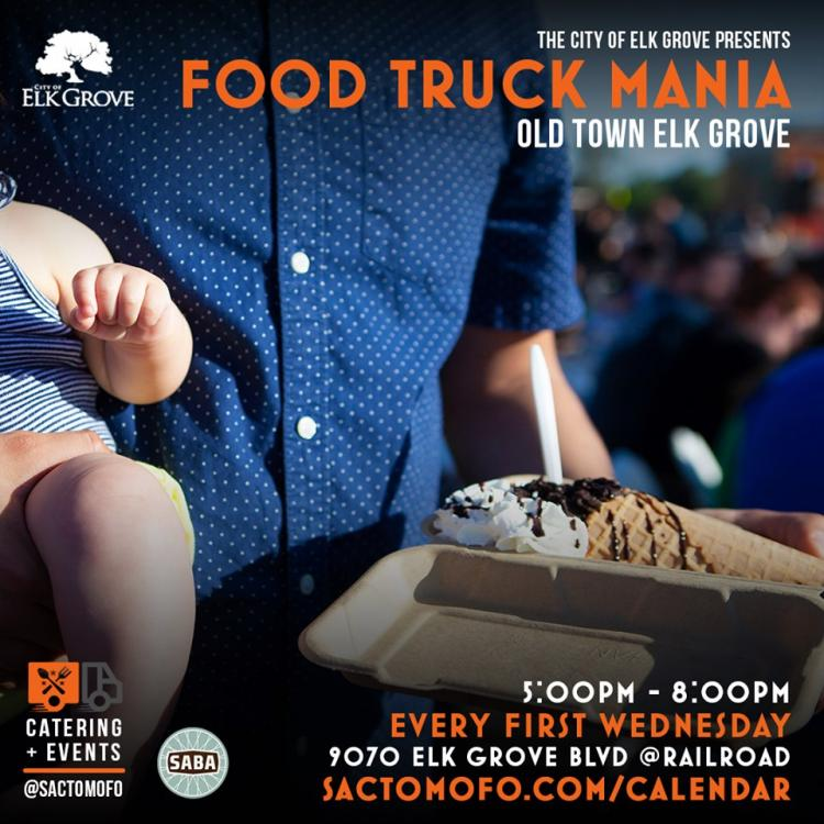 Old Town EG Food Truck Mania