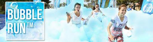Cal Expo-Bubble Run