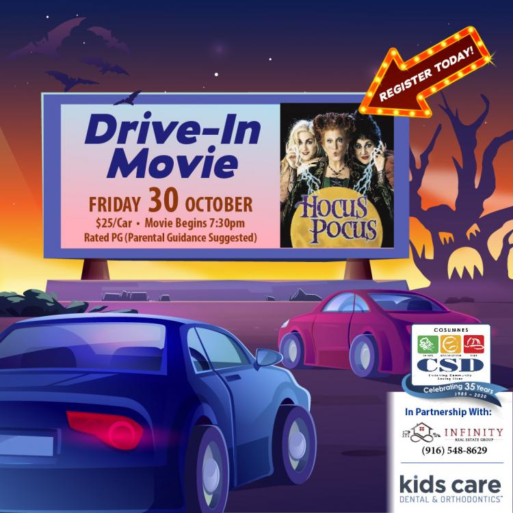 CSD- Drive In Movie