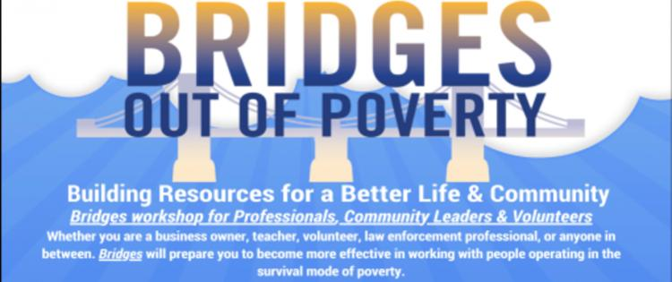 FREE community workshop - Bridges out of Poverty