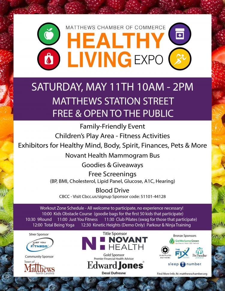 Spring into Wellness - Healthy Living Expo