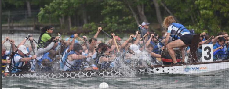 Charlotte Dragon Boat Festival and Boat Race