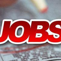 Local Job Openings posted every Monday