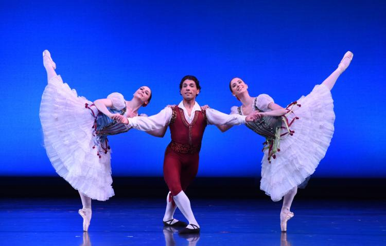 Connecticut Ballet presents BALLET UNDER THE STARS