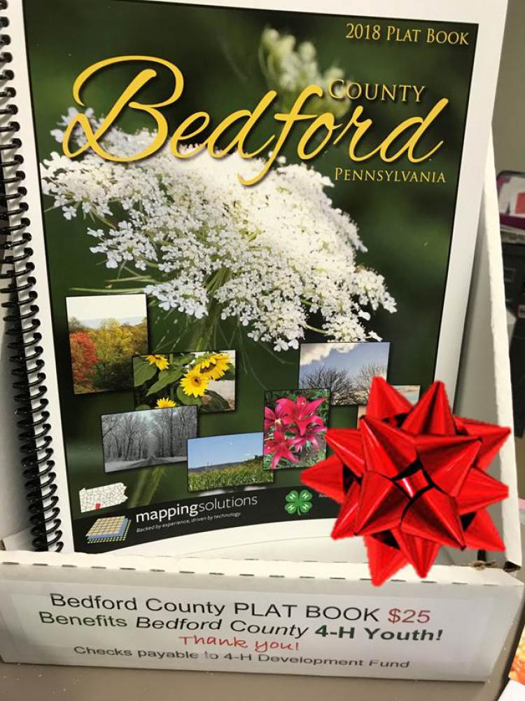 2018 Bedford County Plat Book