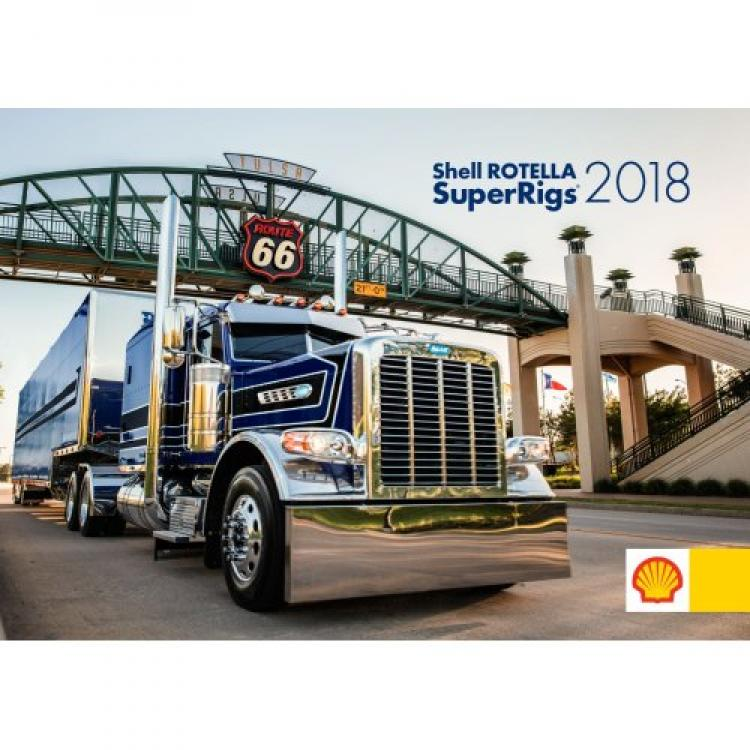 36th Annual Shell ROTELLA® SuperRigs