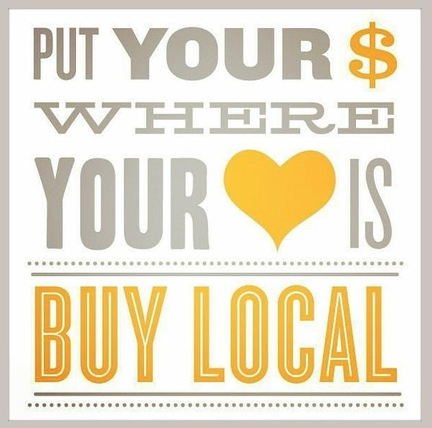 Support Our Local Small Businesses!