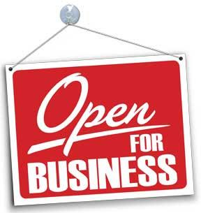 Click Here For A List Of Our Businesses That Are Open!