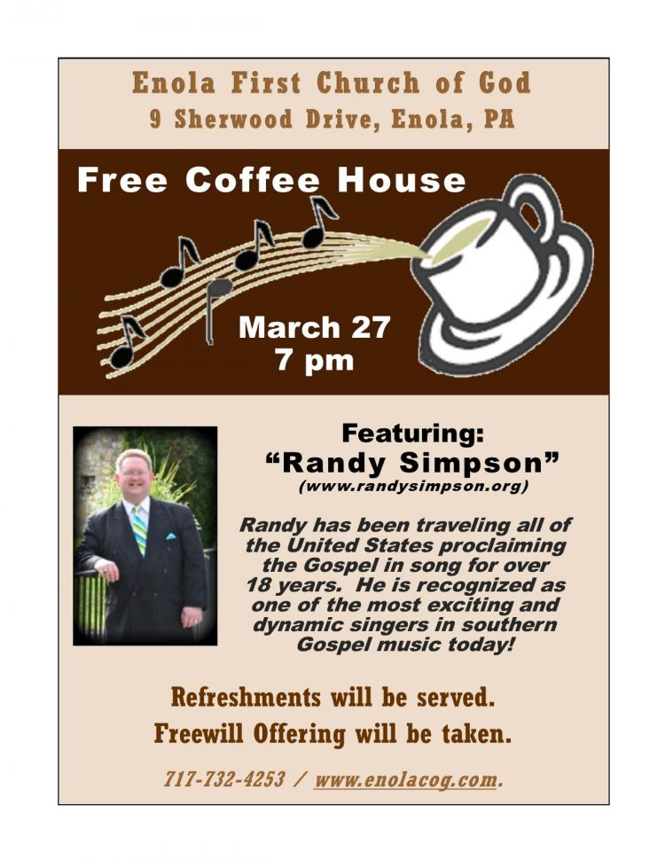 Free Coffee House