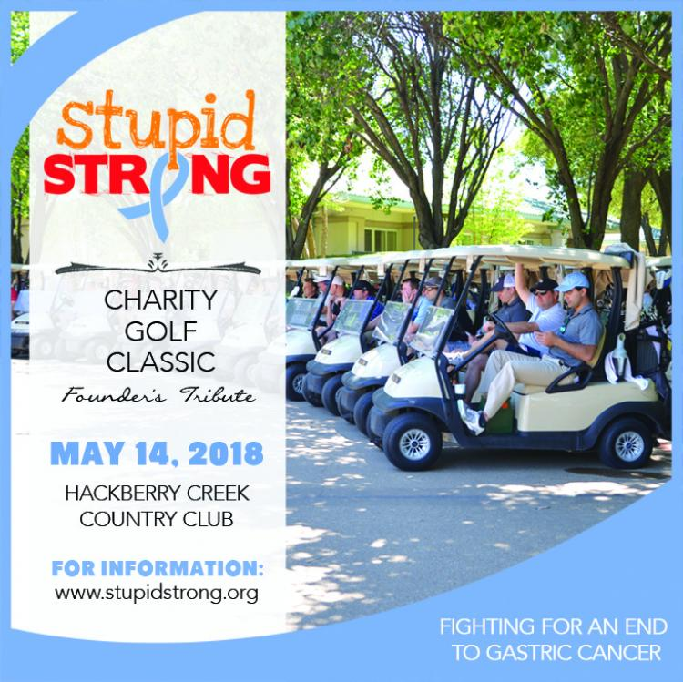 3rd Annual Stupid Strong Charity Golf Classic