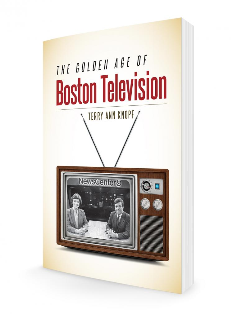 Author Terry Ann Knopf Talk About Her Book 'The Golden Age of Boston Television'