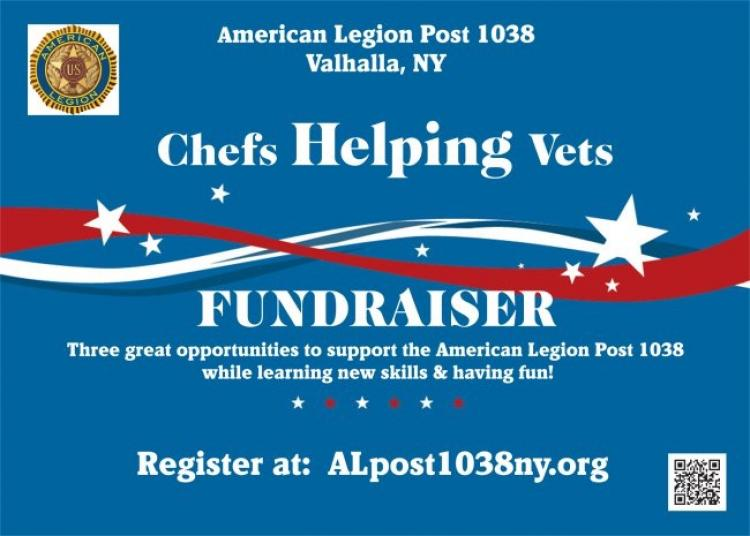 Chefs Helping Vets - Up Your Bar-B-IQ: Grilled Pizza, Grilled Nachos & Beer Pair