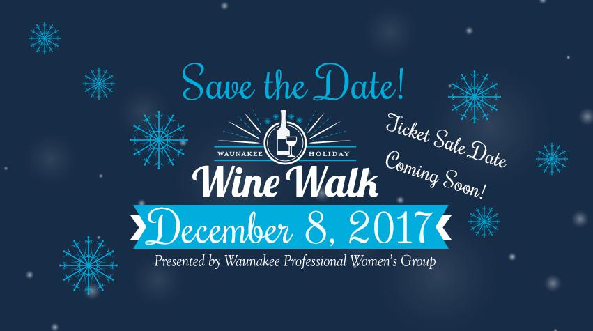 Waunakee Holiday Wine Walk