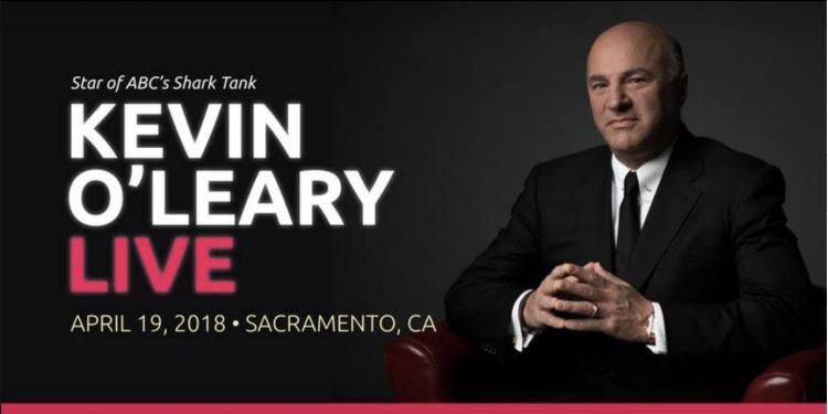Kevin O' Leary Headlines The Wealth Retreat