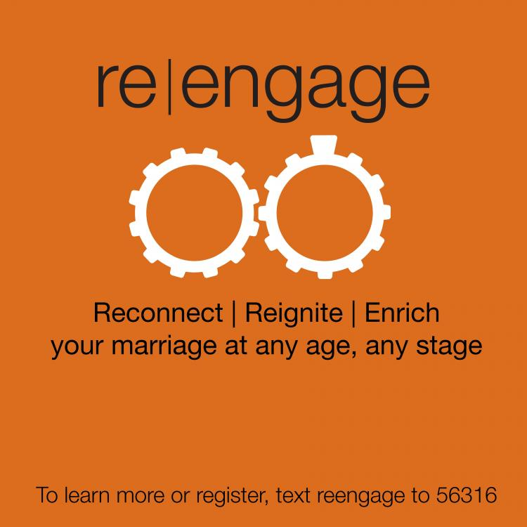 Re Engage Marriage Enrichment Classes