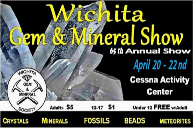 65th Annual Wichita Gem & Mineral Show