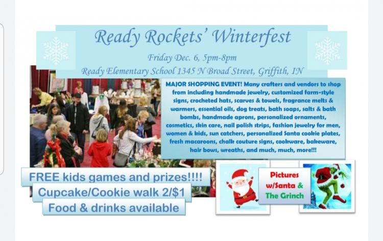 Ready Rockets' Winterfest