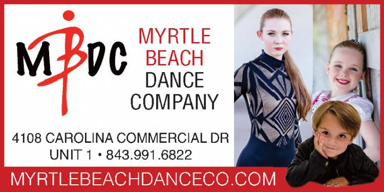 Reg. Going on Now for Summer Dance Sessions Myrtle Beach Dance Co.