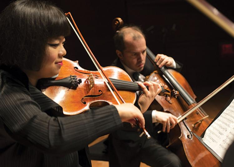 The Chamber Music Society Of Lincoln Center: Classical Evolution