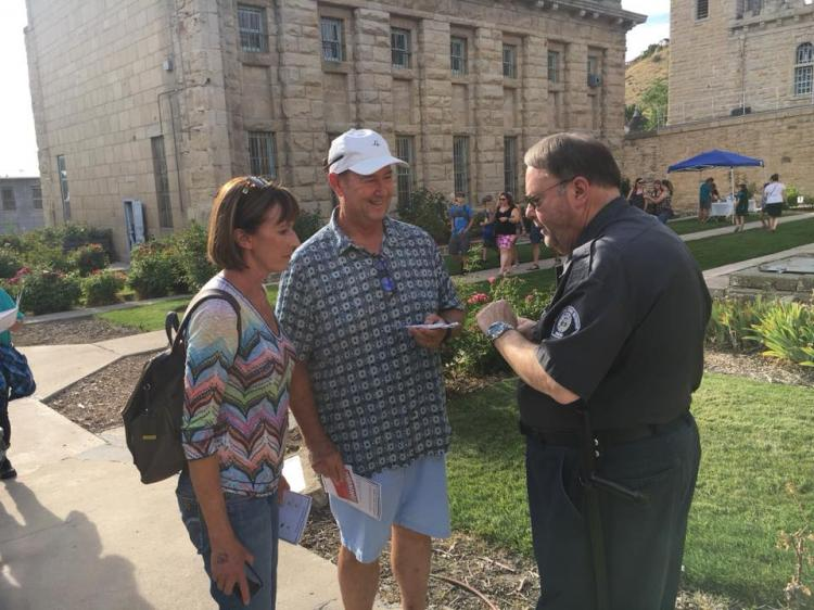 Summer Scavenger Hunt at Old Idaho Penitentiary