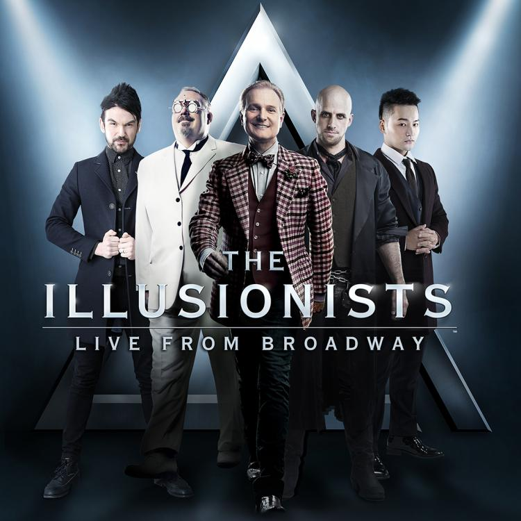 The Magic Of The Illusionists - Live from Broadway